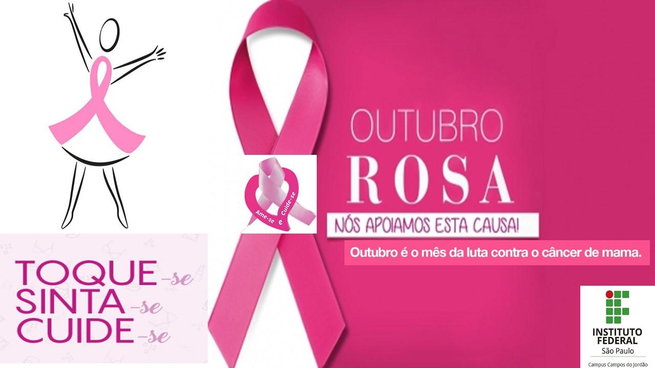 Outubro Rosa: Nós apoiamos essa causa!
