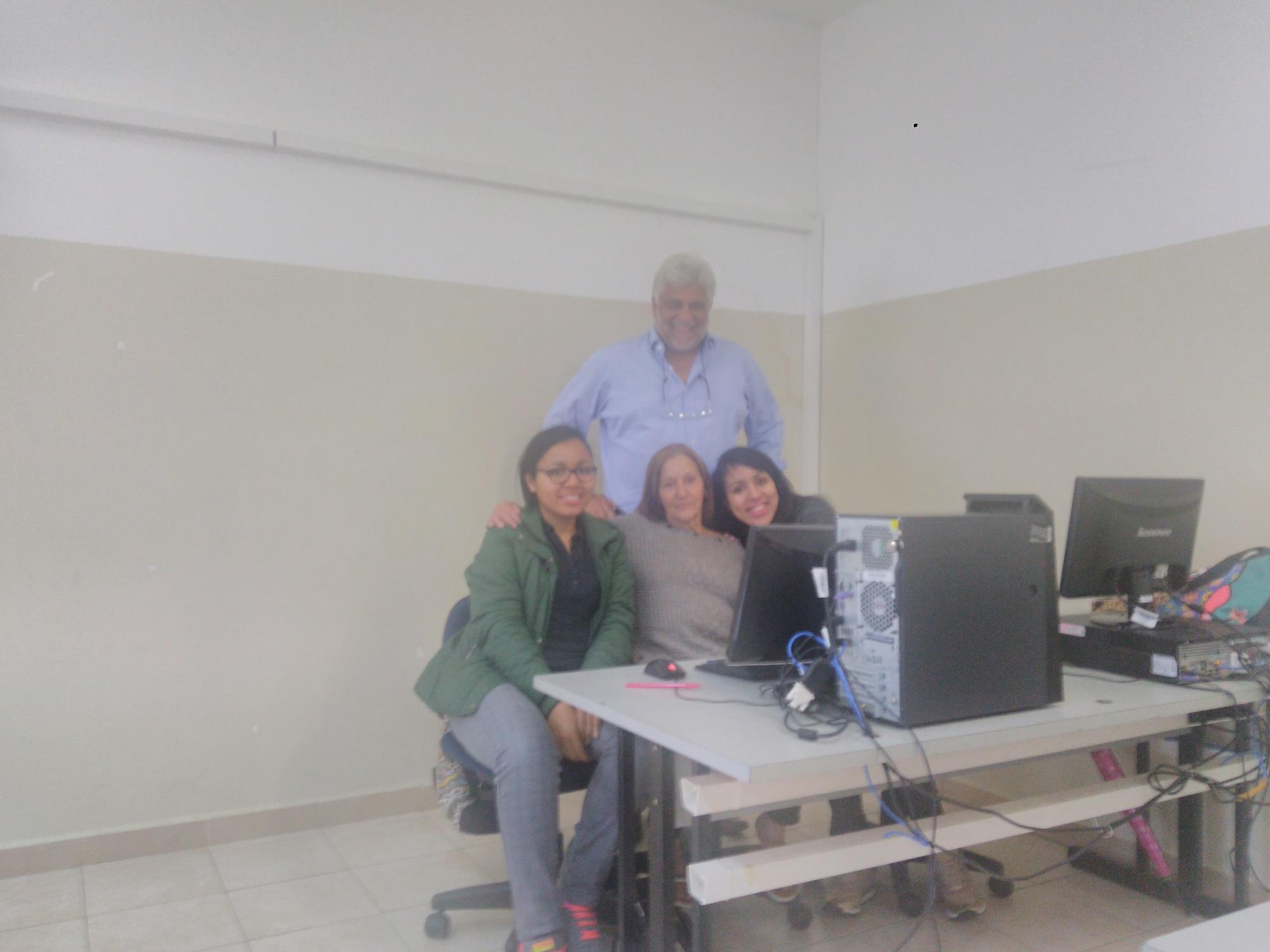 C mpus campos do jord o promoveu a semana nacional de for Internet para oficinas