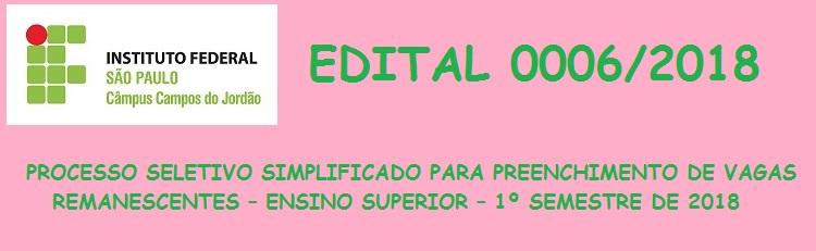 Confira o Edital aqui!