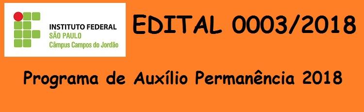 Veja o Edital aqui!