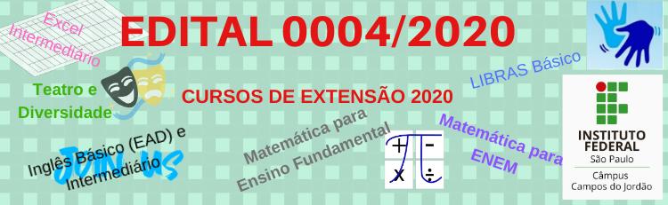 Confira a Errata do Edital 0004/2020 aqui!