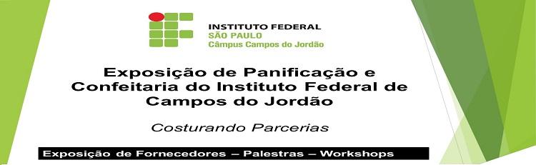Instituto Federal de Campos do Jordão promove Exposição de Panificação e Confeitaria no dia 20 de junho